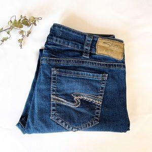 31x27 Suki Cropped Jean